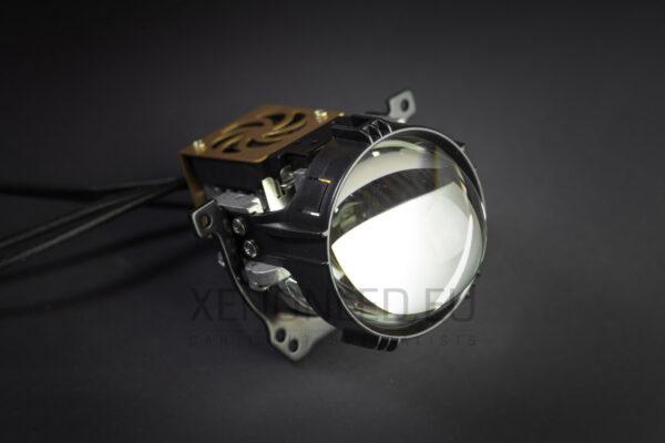 LED Lens (projector) 2.5 LED - 010 (1pcs)
