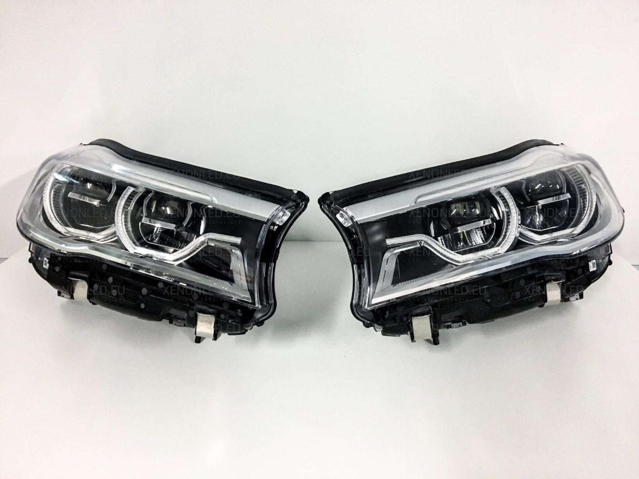 Bmw 7 Series G11 G12 2015 Adaptive Led Headlights Xenonled Eu