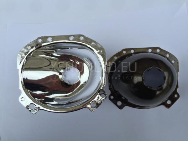 HELLA 55 D1S/D3S 6 NOS Headlight reflectors