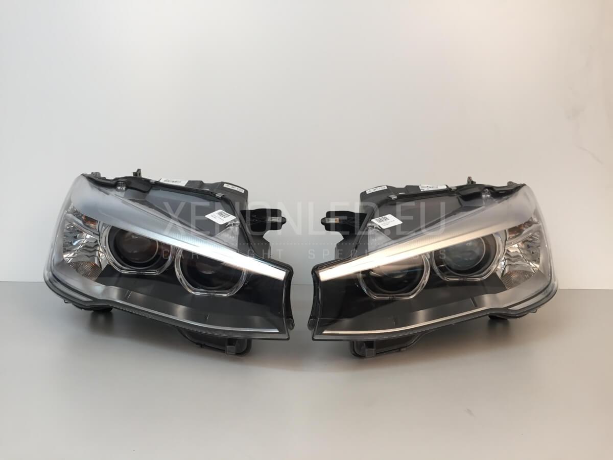 Bmw X3 X4 Series F25 F26 2014 Facelift Lci Ahl Xenon Headlights