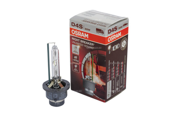 D4S 66440XNB Osram Night Breaker Laser