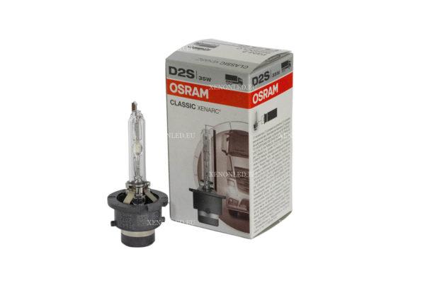 D2S 66240CLC Osram Classic Xenarc