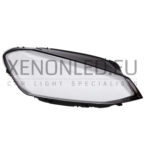 VW Golf 7 Headlight Lens Cover Right Side 2012 - 2017