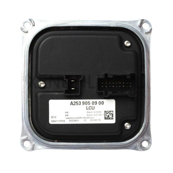A2539050900 LCU LED Headlight Control Module A253 905 09 00